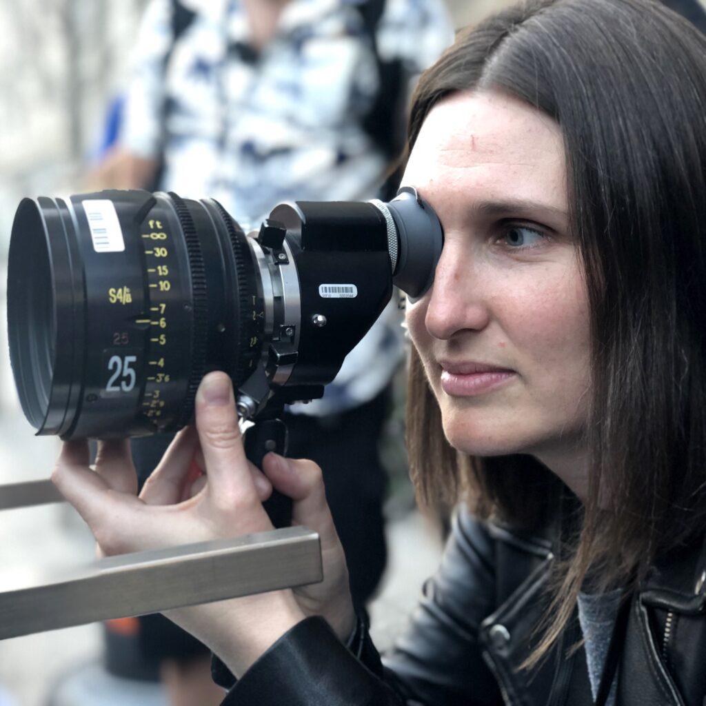 Alexis Ostrander, Director